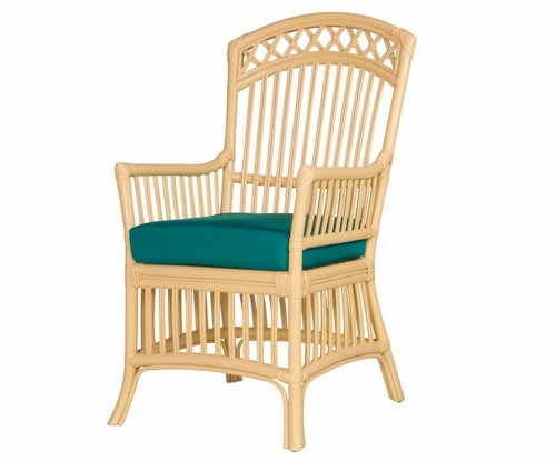Cottage Stick Dining Arm Chair
