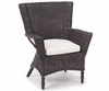 Eastern Shore Clubroom Wicker Chair
