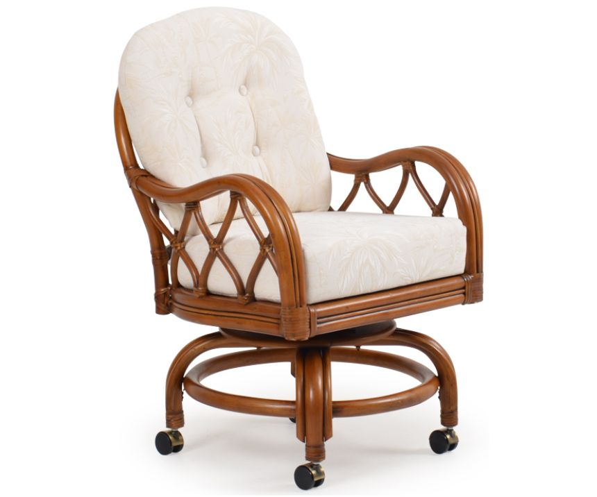 Fiji Caster Dining Chair
