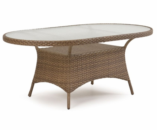 Isabel Oval Dining Table