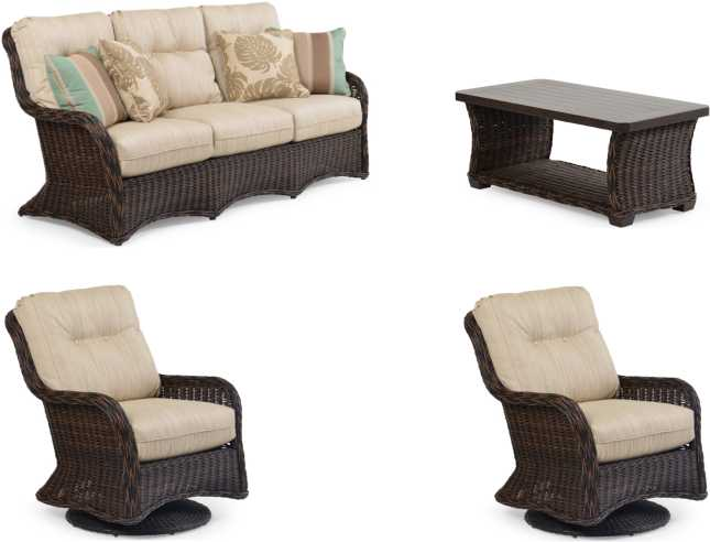 Lacovia Sofa Set