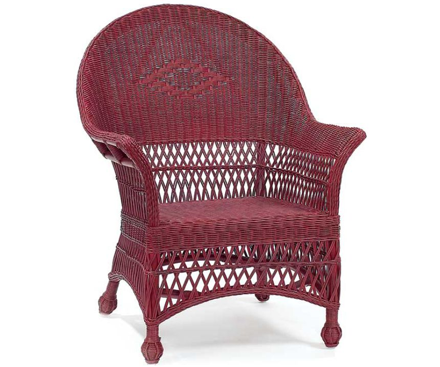 Martha's Vineyard Wicker Chair