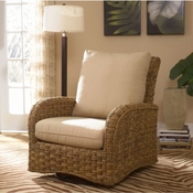 Martinique Swivel Glider Chair