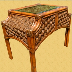 Mauna Loa End Table