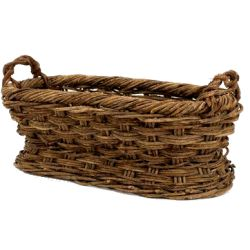 Montana Bitterroots Wicker Planter