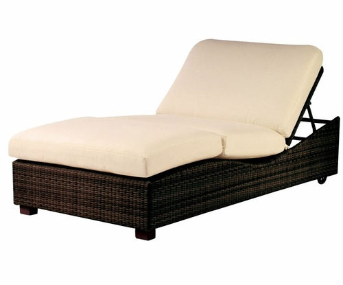 Montecito Double Chaise