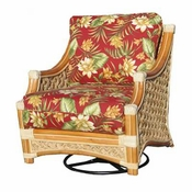 Natural Mauna Loa Swivel Rocker