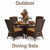 5-Piece Outdoor Dining Sets