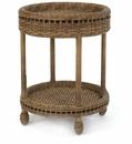 Outdoor Wicker Tables