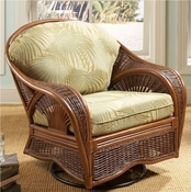 Palm Cove Swivel Glider Chair