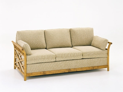 Rattan Sofa Sleeper