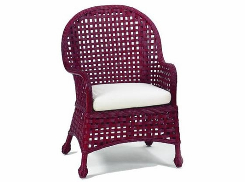 Riviera Loggia Wicker Chair