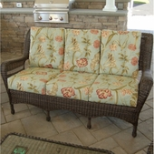Salinas Wicker Sofa
