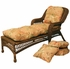 Sanibel Resin Wicker Chaise Lounge Chair