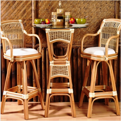 Spice Island Pub Table Set