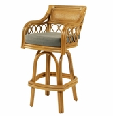Sunset Swivel Bar Stool