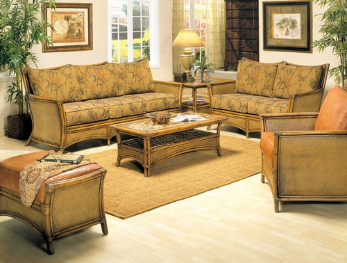 Taipei Rattan Wicker Furniture Set