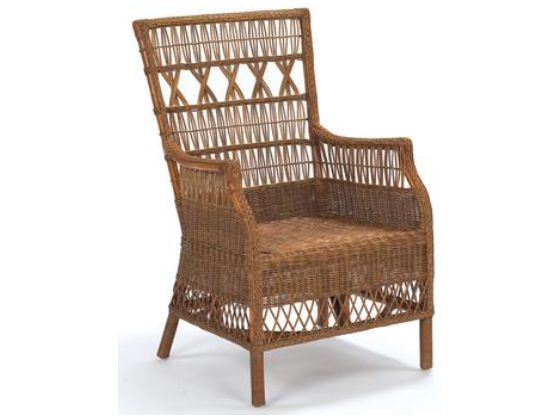 Vineyard's Arbor Wicker Chair