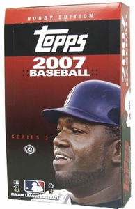 2007 MLB Topps Baseball Series 2 Hobby Box Sealed (36 Packs)