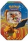 2009 Pokemon Cards Charizard Tin