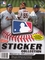 2011 Topps Baseball Sticker Collection Album