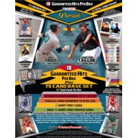 2011 Tristar Pursuit Baseball Hobby Box