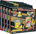 2013 Pokemon World Championship Deck Set (Set Of 4 Decks)