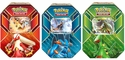 2015 Hoenn Power Collector's Pokemon Tin Set (3 Tins)
