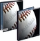4-Pocket Ultra Pro Baseball Collectors Portfolio
