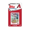 Arizona Diamondbacks 2013 Topps Baseball Card Team Set