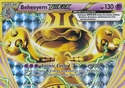 Beheeyem Break - XY135 - Break Rare