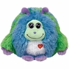 Benny The Blue & Green Monster (Medium Size) - TY Monstaz