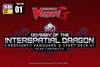Cardfight!! Vanguard G: Odyssey of the Interspatial Dragon Start Deck