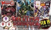 Cardfight!! Vanguard G The RECKLESS RAMPAGE Booster Box