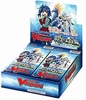 Cardfight!! Vanguard VGE-BT01 Descent of the King of Knights Booster Box