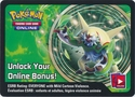 Chesnaught EX Kalos Power Tin Unused Code Card