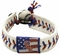 Chicago White Sox Stars & Stripes MLB Baseball GameWear Bracelet