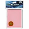 Dek Prot Standard Sized Card Sleeves - Coral Pink (60 Card Sleeves)