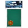 Dek Prot Standard Sized Card Sleeves - Ivy Green (60 Card Sleeves)