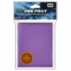 Dek Prot Standard Sized Card Sleeves - Lavender Purple (60 Card Sleeves)