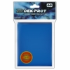 Dek Prot Standard Sized Card Sleeves - Ocean Blue (60 Card Sleeves)