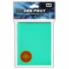 Dek Prot Standard Sized Card Sleeves - Seafoam Green (60 Card Sleeves)