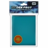 Dek Prot Standard Sized Card Sleeves - Teal Green (60 Card Sleeves)
