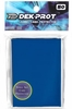 Dek Prot YuGiOh Sized Card Sleeves - Ocean Blue (50 Card Sleeves)