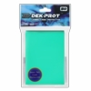 Dek Prot YuGiOh Sized Card Sleeves - Seafoam Green (50 Card Sleeves)