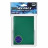 Dek Prot YuGiOh Sized Card Sleeves - Teal Green (50 Card Sleeves)