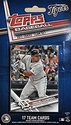 Detroit Tigers 2017 Topps Baseball Team Card Set