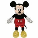 Disney Sparkle Mickey Mouse (Regular Size) - TY Beanie Baby