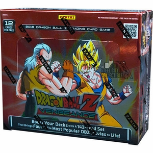 Dragon Ball Z Vengeance Booster Box