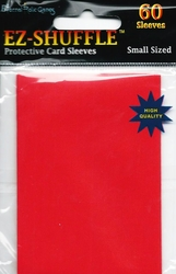 EZ-Shuffle Small Sized Protective Card Sleeves